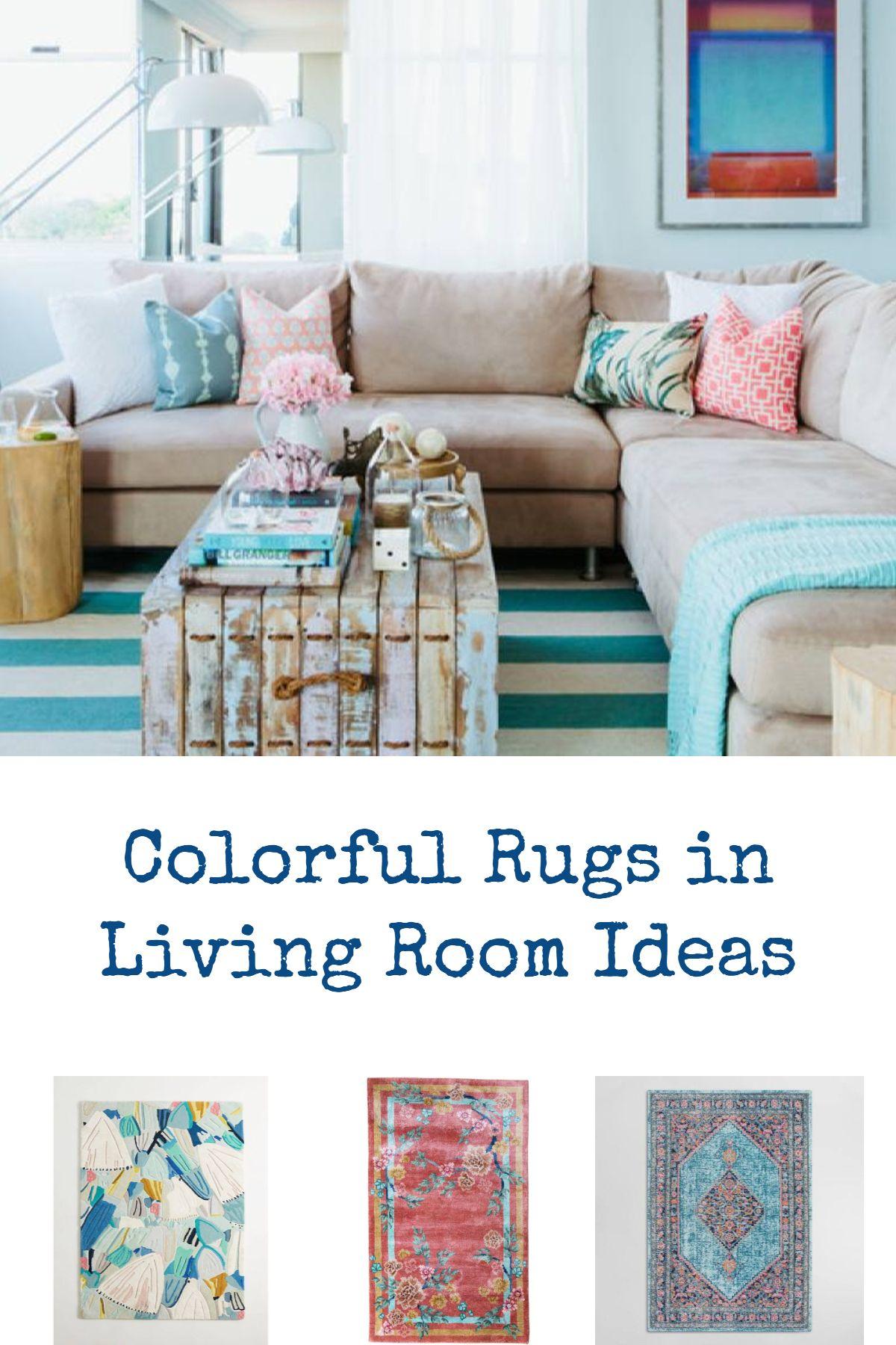 room redo colorful bright living room area rugs living room rh pinterest com