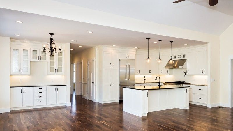 image for ashby lodge with large master suite and open floor plan rh pinterest com