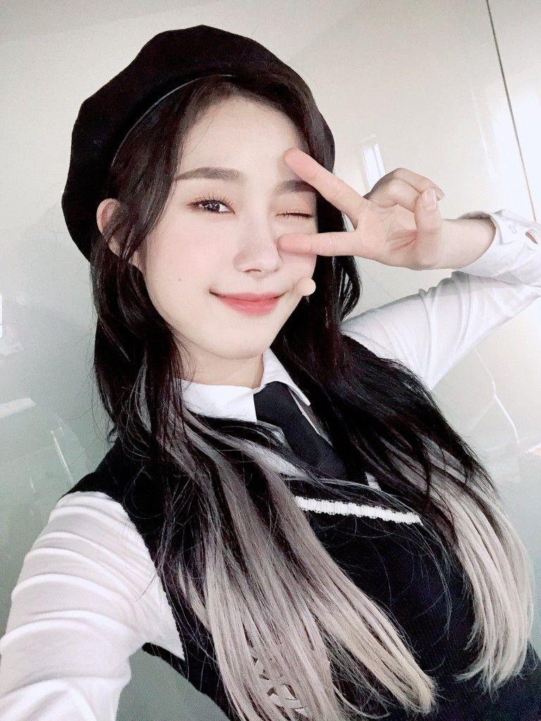 Chaesol South Korean Girls Korean Girl Groups Portrait