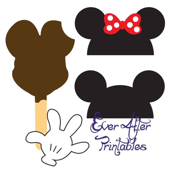 disney mouse ears photo booth prop micky mouse. Black Bedroom Furniture Sets. Home Design Ideas