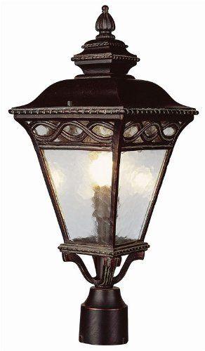 trans globe lighting 50514 rt rust renaissance single light outdoor rh pinterest com