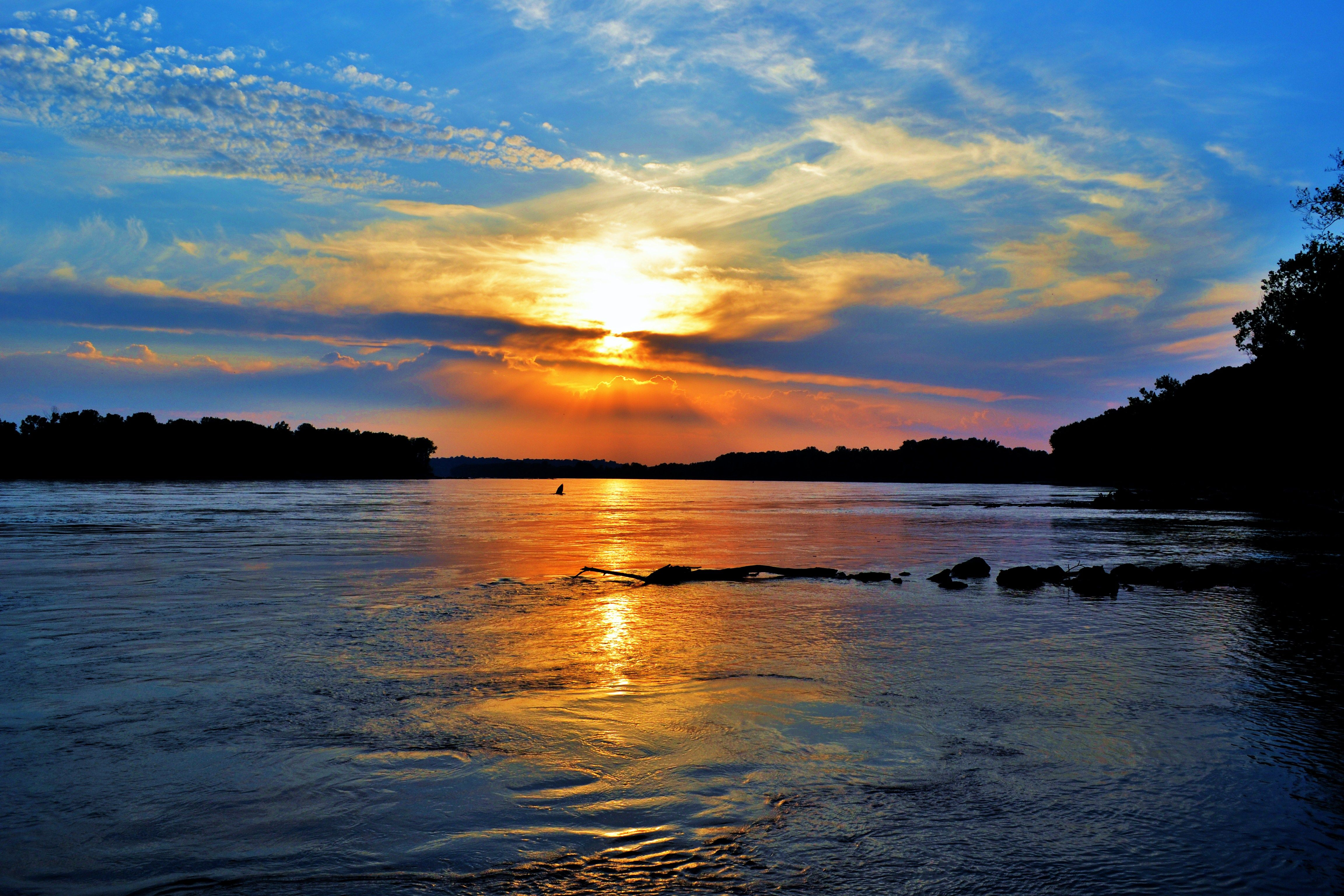 The Beautiful Missouri River