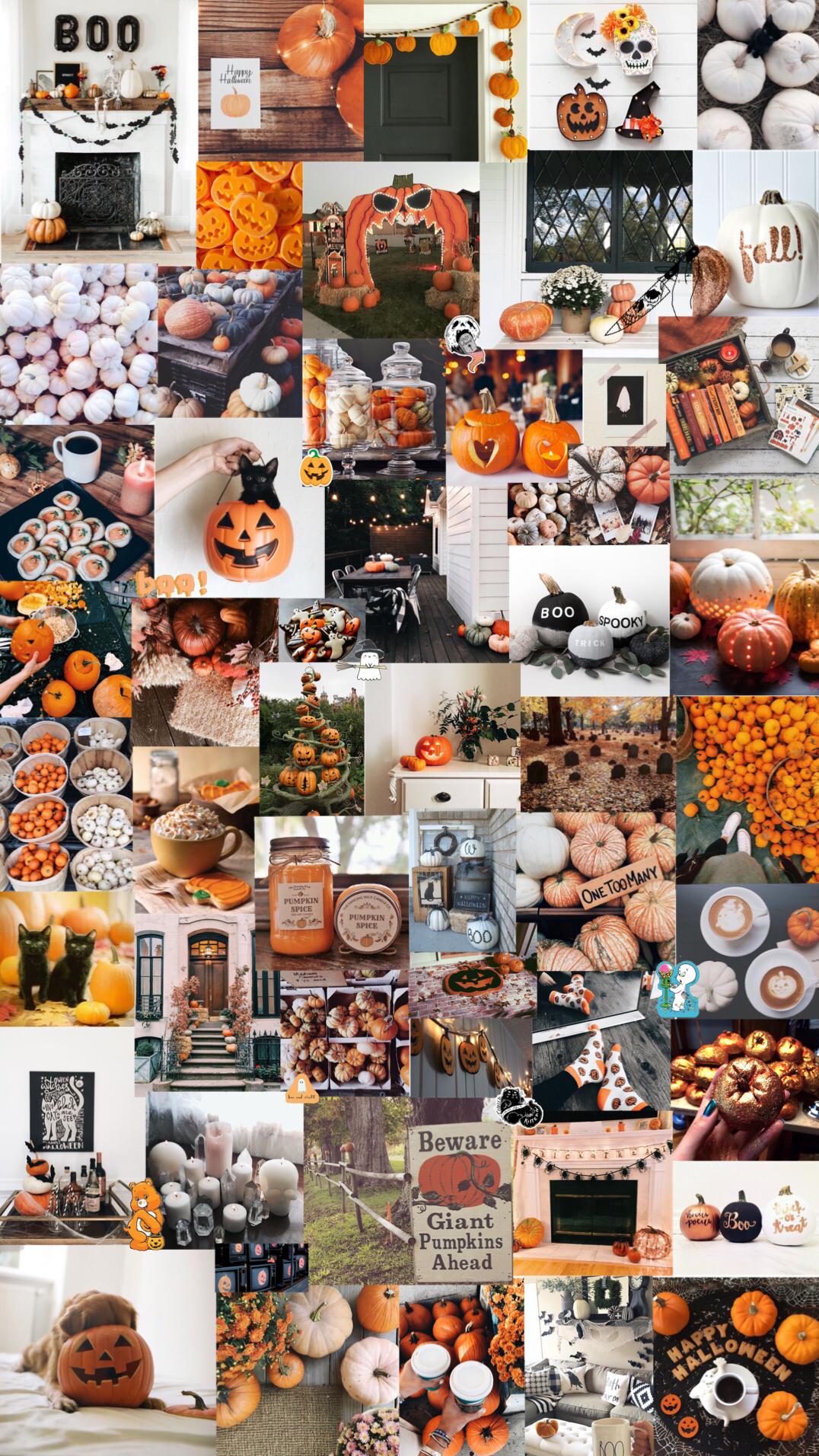 Halloween aesthetic background halloweenaesthetic in 2020