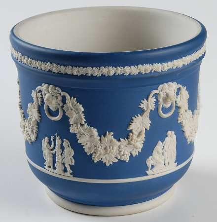 Wedgwood Cream Color On Wedgwood Blue Jasperware At Replacements Wonderlust Wedgewood