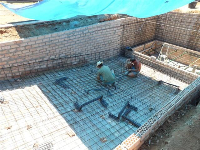 Swimming Pool Design Plans With good Swimming Pool Plans Build ...