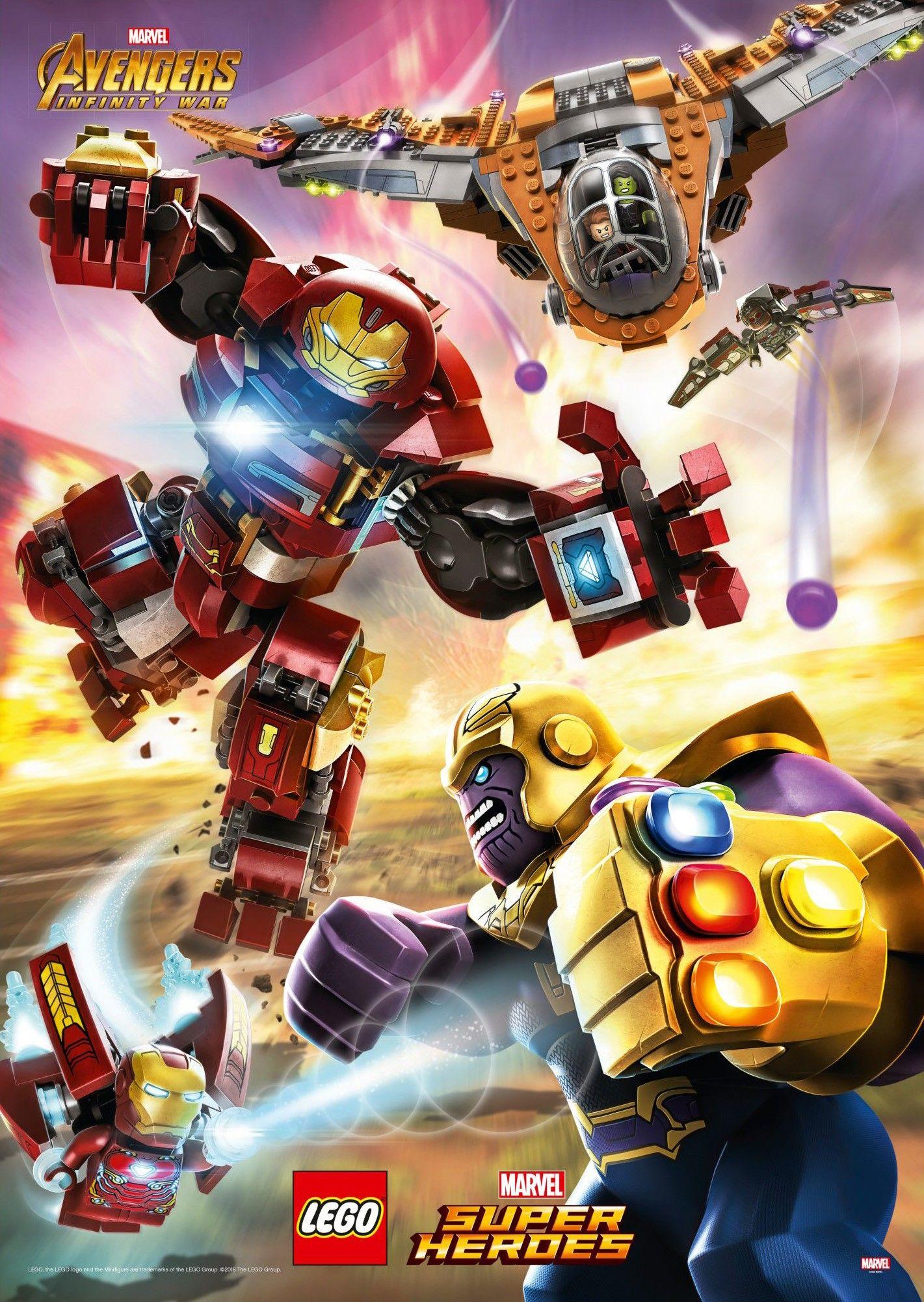 Marvel's WarMarvelDbz Lego 10 And Ben Avengers Infinity kXTiwOZPu