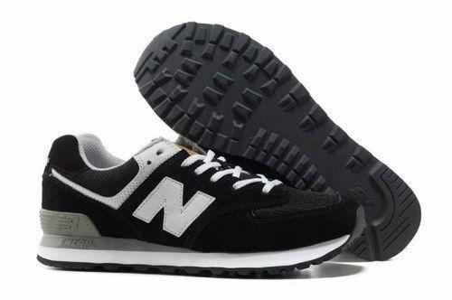 new balance negra 574