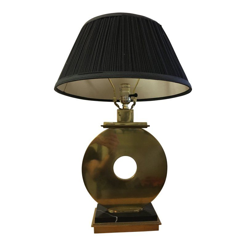 contemporary brass table lamp products pinterest rh pinterest it