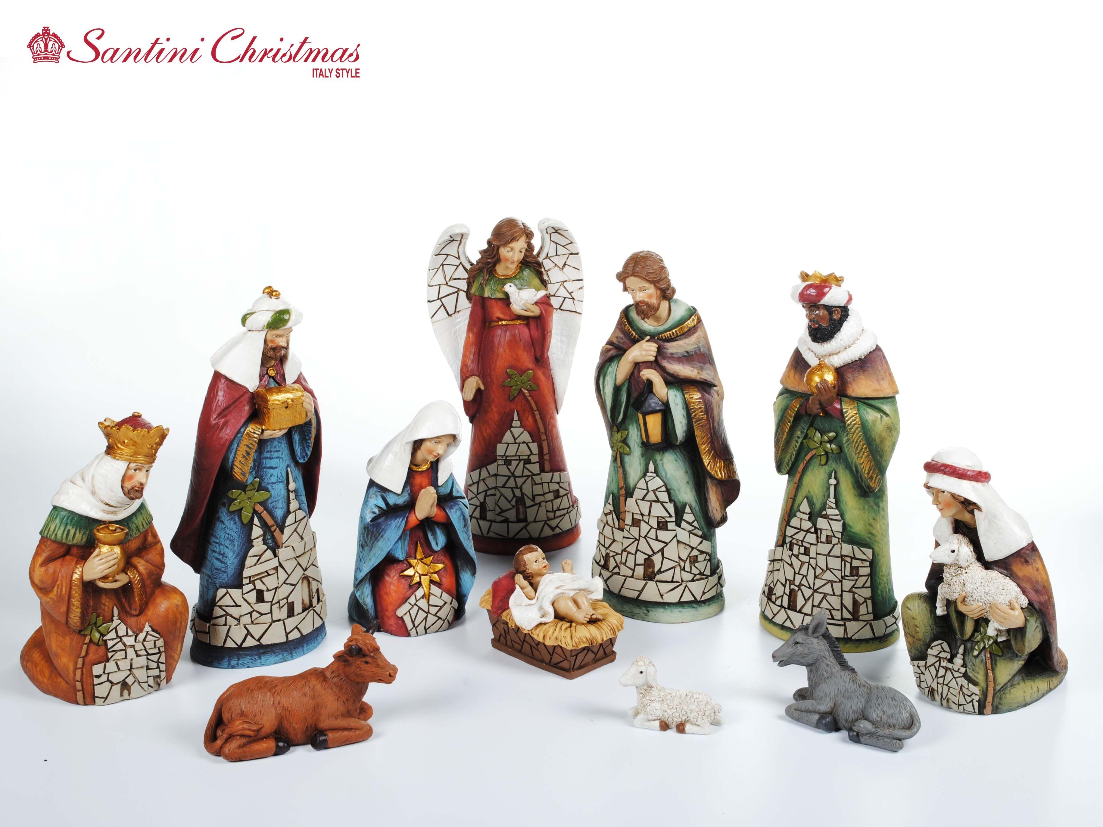 83462e06fb4 Nacimiento   Nativity Set Figuras De Yeso