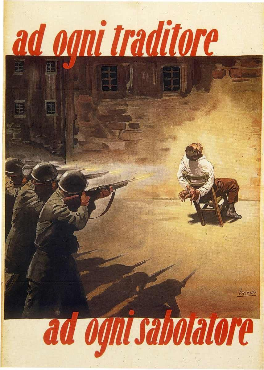 the importance of propaganda in military warfare World war i was the first war in which mass media and propaganda played a significant role in keeping the people at home informed about what was occurring on the battlefields this was also the first war in which the government systematically produced propaganda as a way to target the public and alter their opinion.