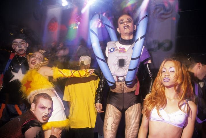 22 Photos That Show Just How Insane 90s Rave Culture