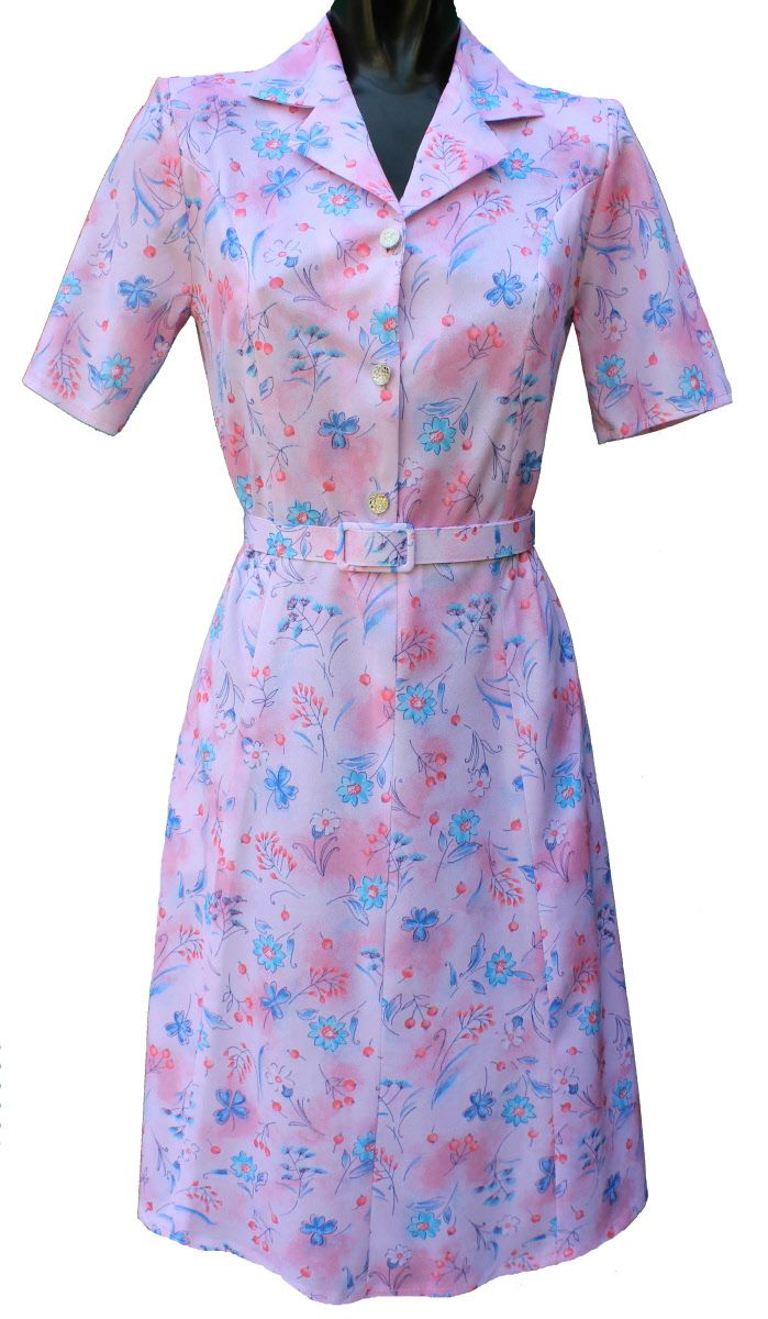Old Lady Dress On Front Women Day Dresses Kettle