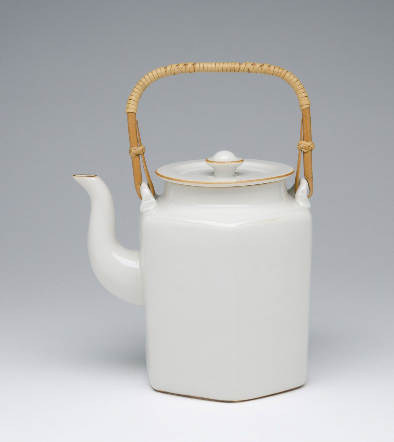 Teapot With Lid Made By Bing Grondahl Designed By Gertrud