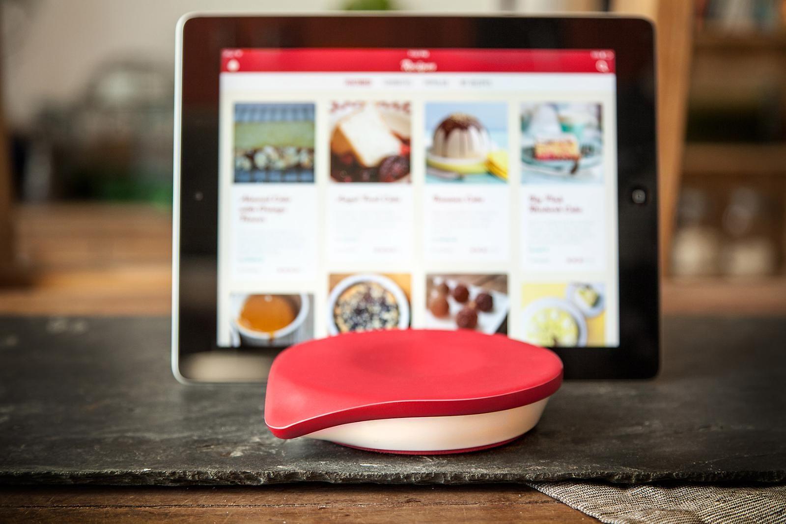 Backen Mit Bluetooth Und Ohne Teig Finger Expedition Aroma Neue Technologie Technologie App