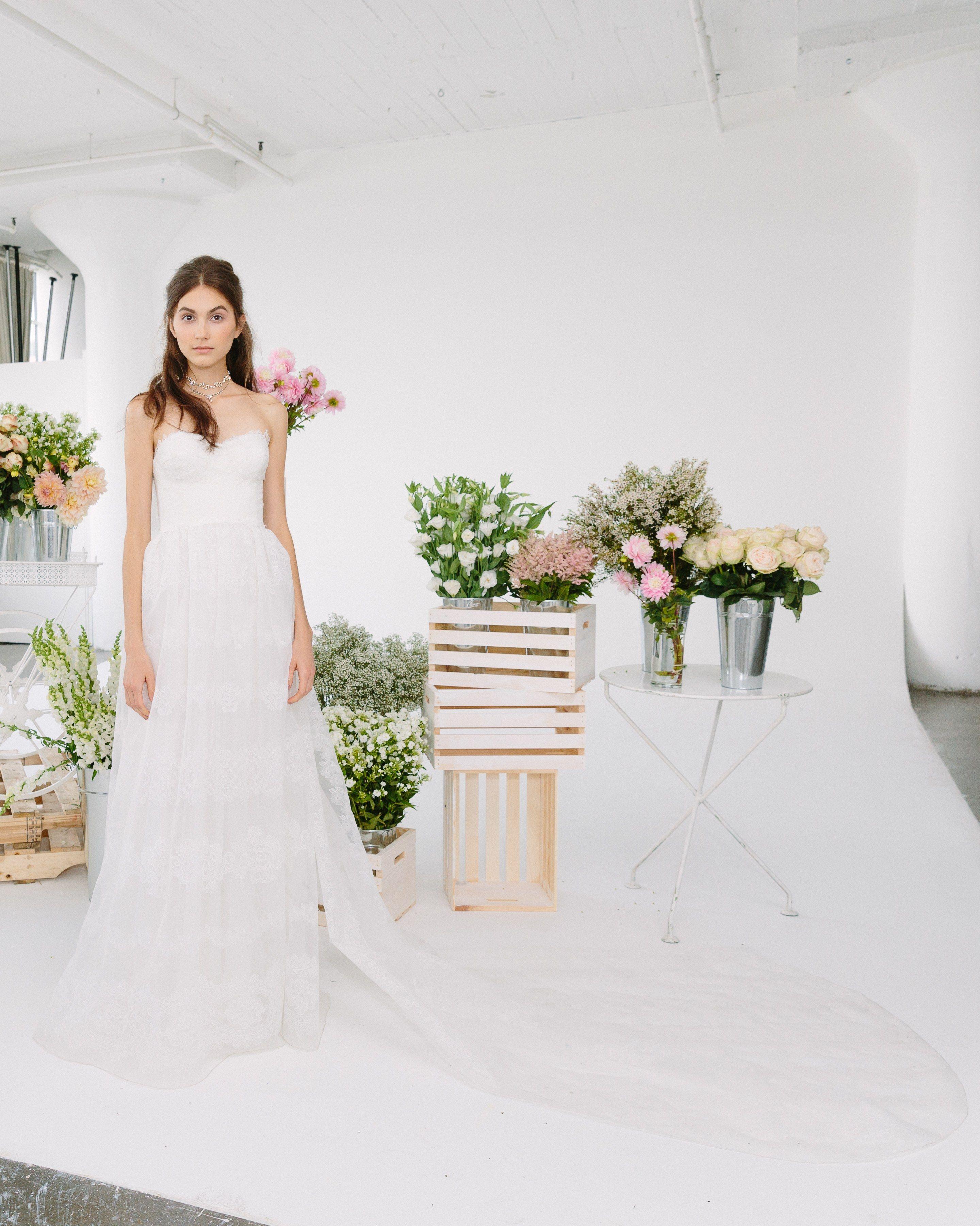 Marchesa notte bridal u wedding dress collection fall brides