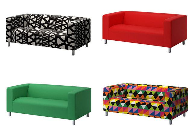 The 6 Best Sofas For Small Spaces In 2020 Ikea Small Sofa Sofas For Small Spaces Small Sofa
