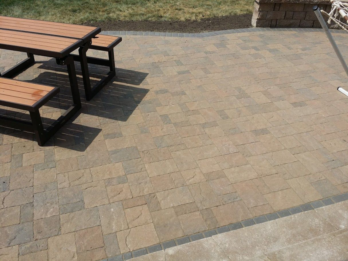 Exceptional Purchased In Indianapolis In August 2015 For All Of You Who Are Trying To  Determine Paver Colors, Here Is An Additional Sample Of The Paver Patio I  Had Put ...