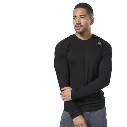 c861e7457e Workout Ready Supremium Long Sleeve | Products | Black long sleeve ...