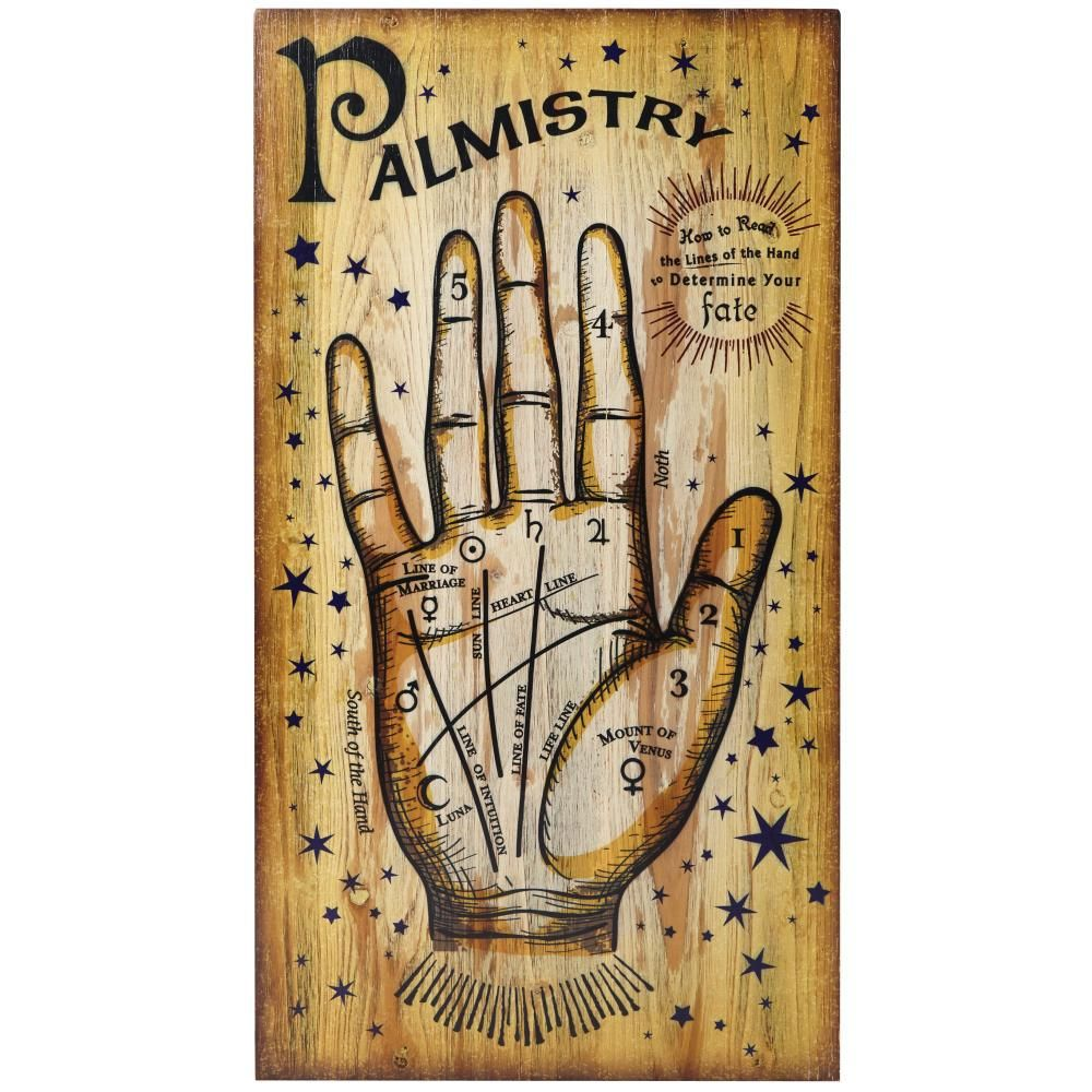 Living24 Möbel Martha Stewart Living 24 In Palmistry Wall Decor 9726500730 At
