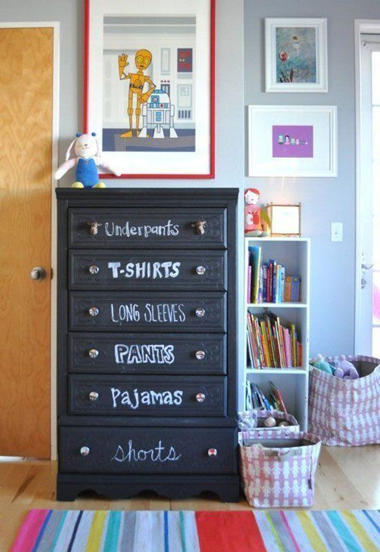 9 Ways To Organize Baby Clothes With Labeled Dresser Drawers Mommy Scene