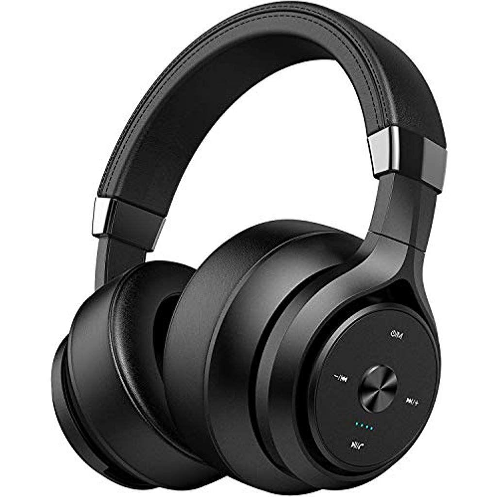 Bluetooth Kopfhorer Over Ear Picun 40 Stunden Eq Bass Kopfhorer Kabellos Mit 40mm Dual Treiber Batterieanzeige 35 Mm Aux Eingebaut In 2020 Mikrofon Batterien
