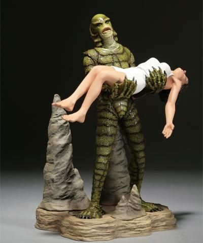 Creature From The Black Lagoon - Sideshow Diorama