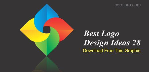 best logo design ideas 28 video tutorial with free coreldraw source file download version coreldraw - Logo Design Ideas Free