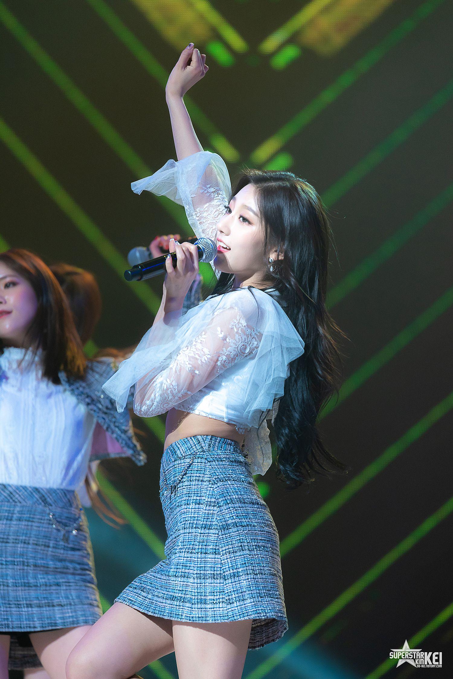 Lovelyz Yein Kpop Girls Korean Idol Dance Performance