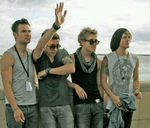 Ideal Band Mcfly Naked Gif