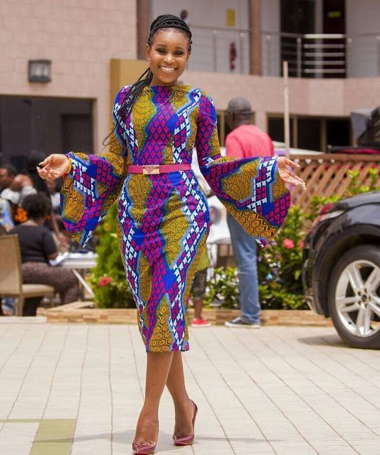 Just Simple Styles : Ankara Gown Styles For You - DeZango Fashion Zone