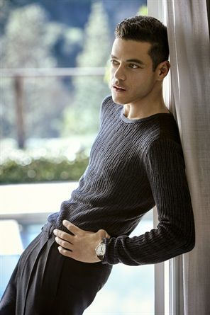 Rami Malek: «Mi vesto da Freddie (Mercury)».