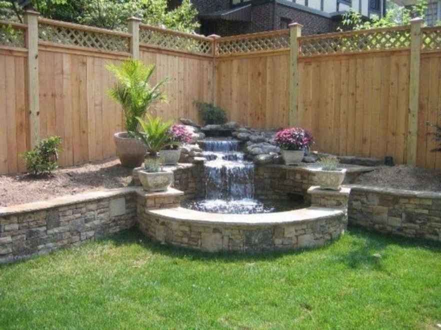 65 DIY Backyard Privacy Fence Design Ideas on A Budget ...