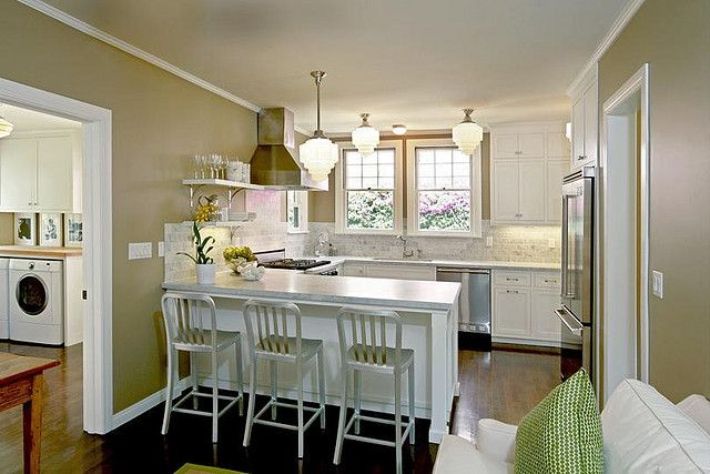 L.A. Tudor Kitchen