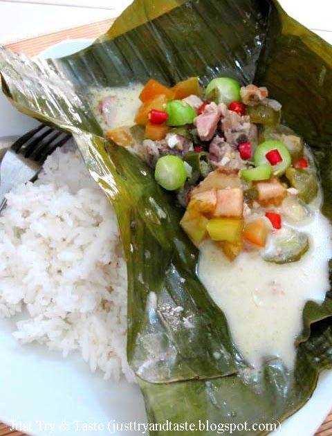 Resep Garang Asem Ayam Bumbu Iris Resep Ayam Resep Masakan Indonesia Masakan