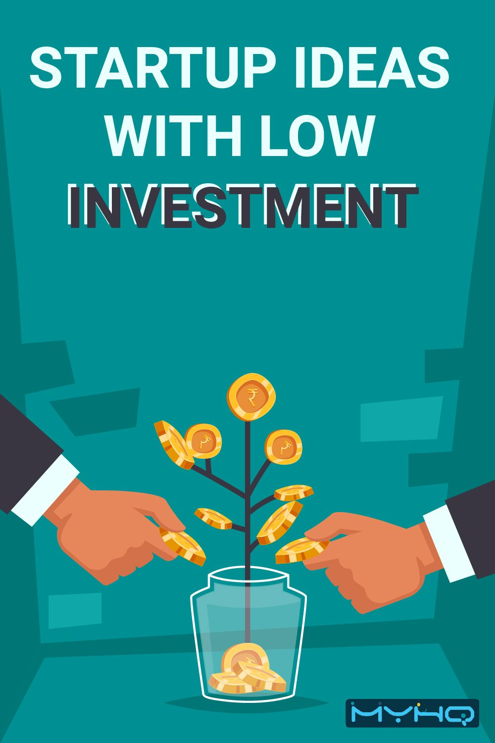 how to start a small business with less investment
