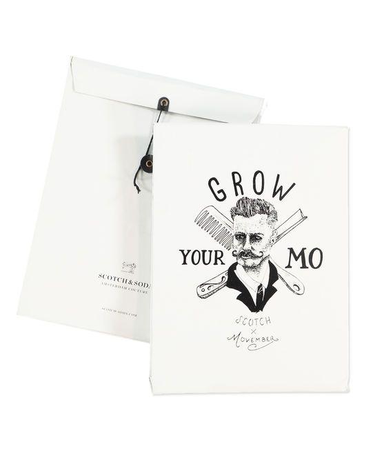 Movember T-Shirt - Scotch