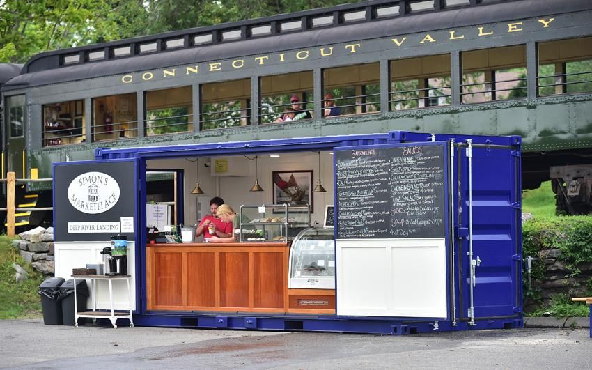 shipping container wraps Google Search Ice Cream