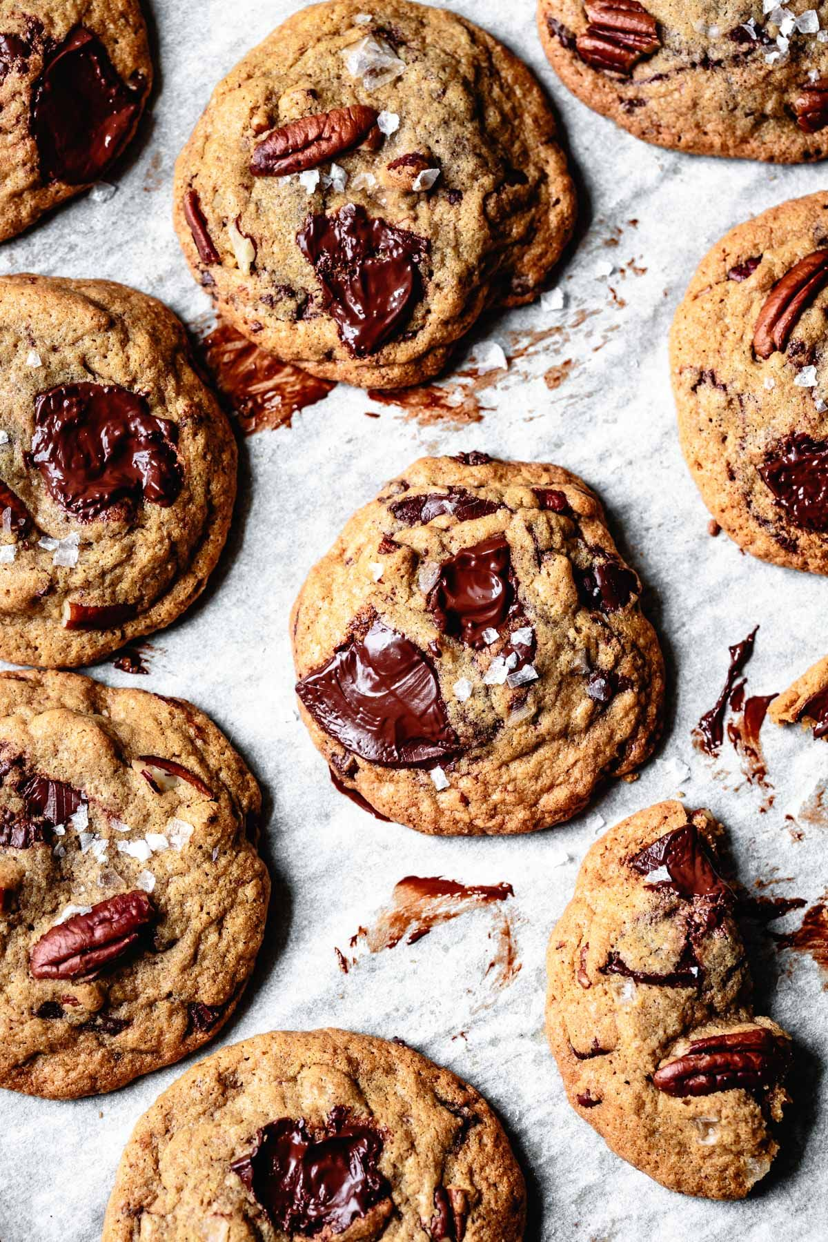 Soft Chewy Gluten Free Chocolate Chip Cookies Recipe Cookies