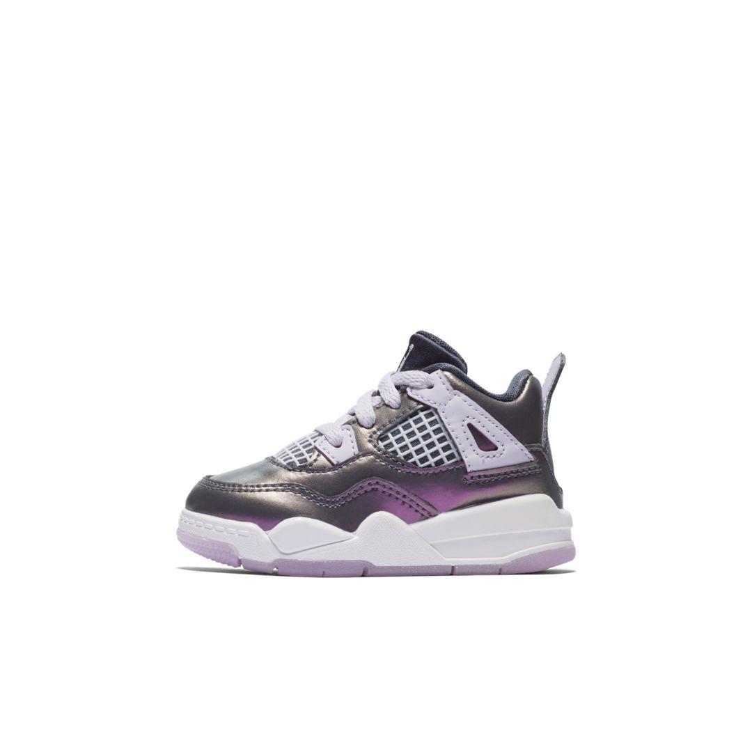the latest f7dd2 09c99 Jordan 4 Retro SE Baby/Toddler Shoe Size 2C (Monsoon Blue ...