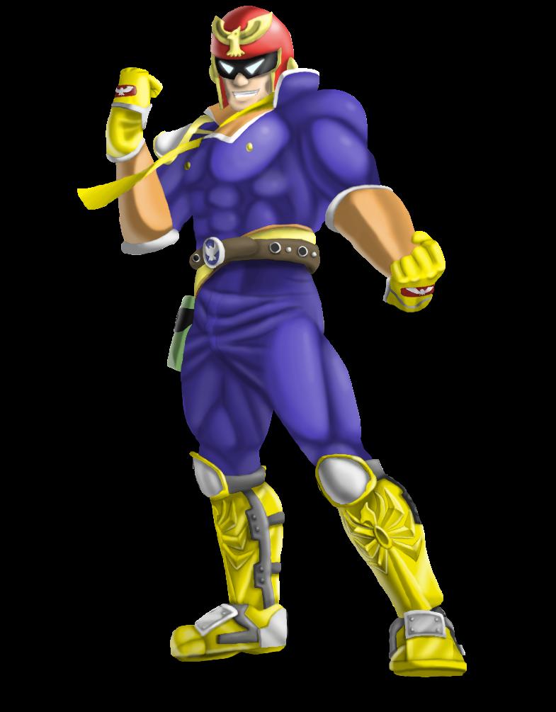Mii Outfits | Super Smash Bros. Ultimate  |Captain Falcon Girl