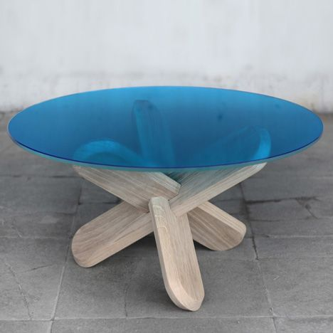 Beautiful Join Table By DING3000, Donu0027t Like The Top That Much, The Legs
