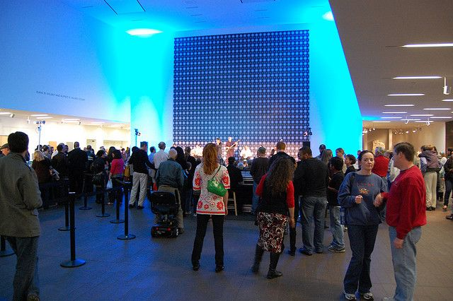 Friday Nights at the de Young: Bike Valet, Classical Music & DIY Crafts in SF | de Young Museum