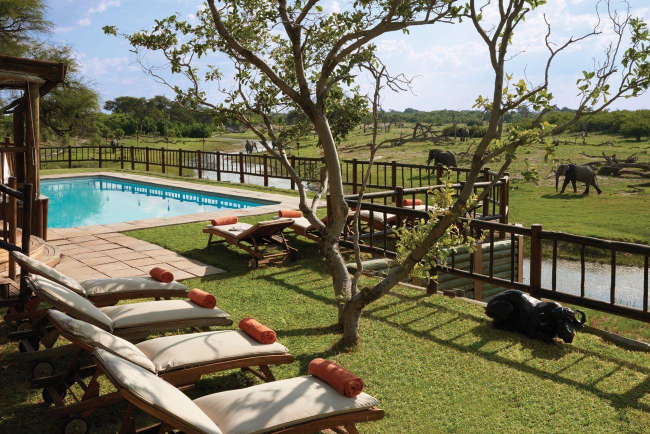 Bucket list - Belmond Savute Elephant Lodge in Botswana