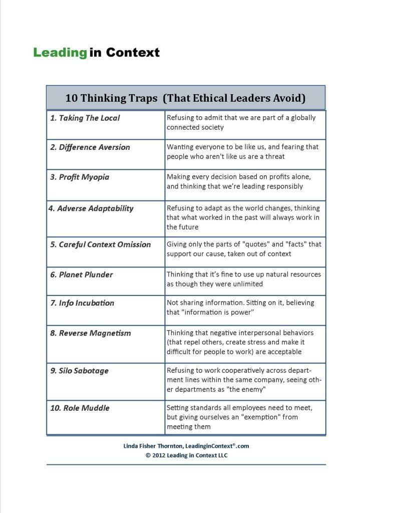 paragraph on leadership