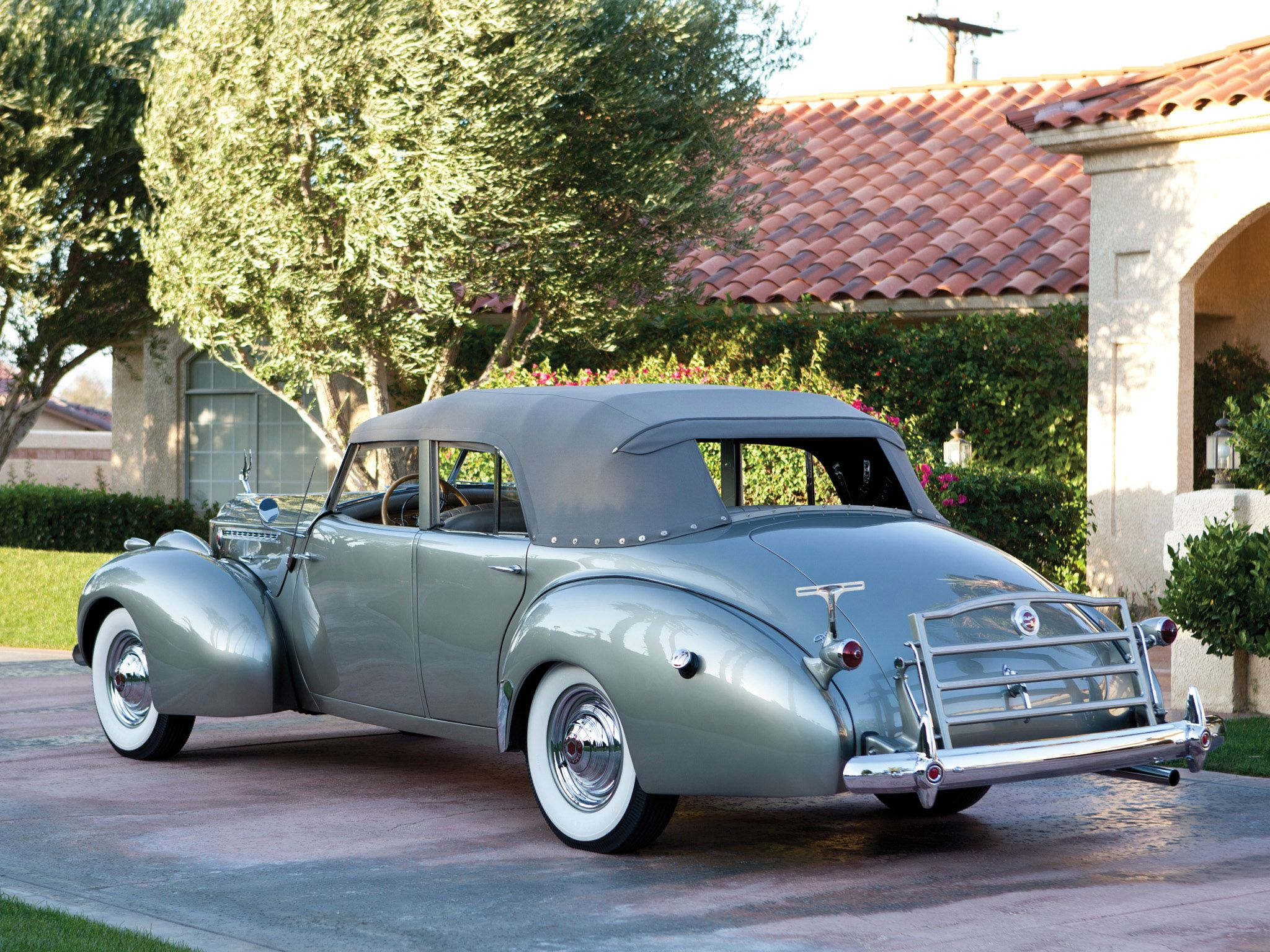 1940 Packard 180 Super Eight Convertible Sedan | Packards Only ...
