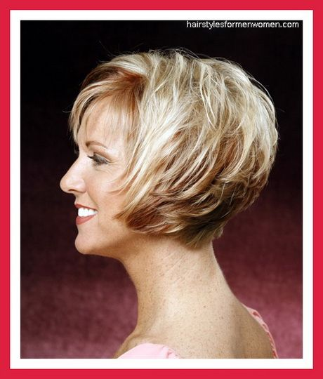 Medium Hairstyles 2013 For Women Over 60 Women In Their