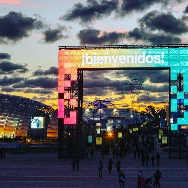 Sentirse de vacaciones recorriendo #BuenosAires y sus infinitos rincones  #tecnopolis  #RecomendadoDelDia - #baires #buenosairescity #buenosairescitytour #citytour #tecno #tech #love #visit #liveabroad #studyabroad by spareroomsba