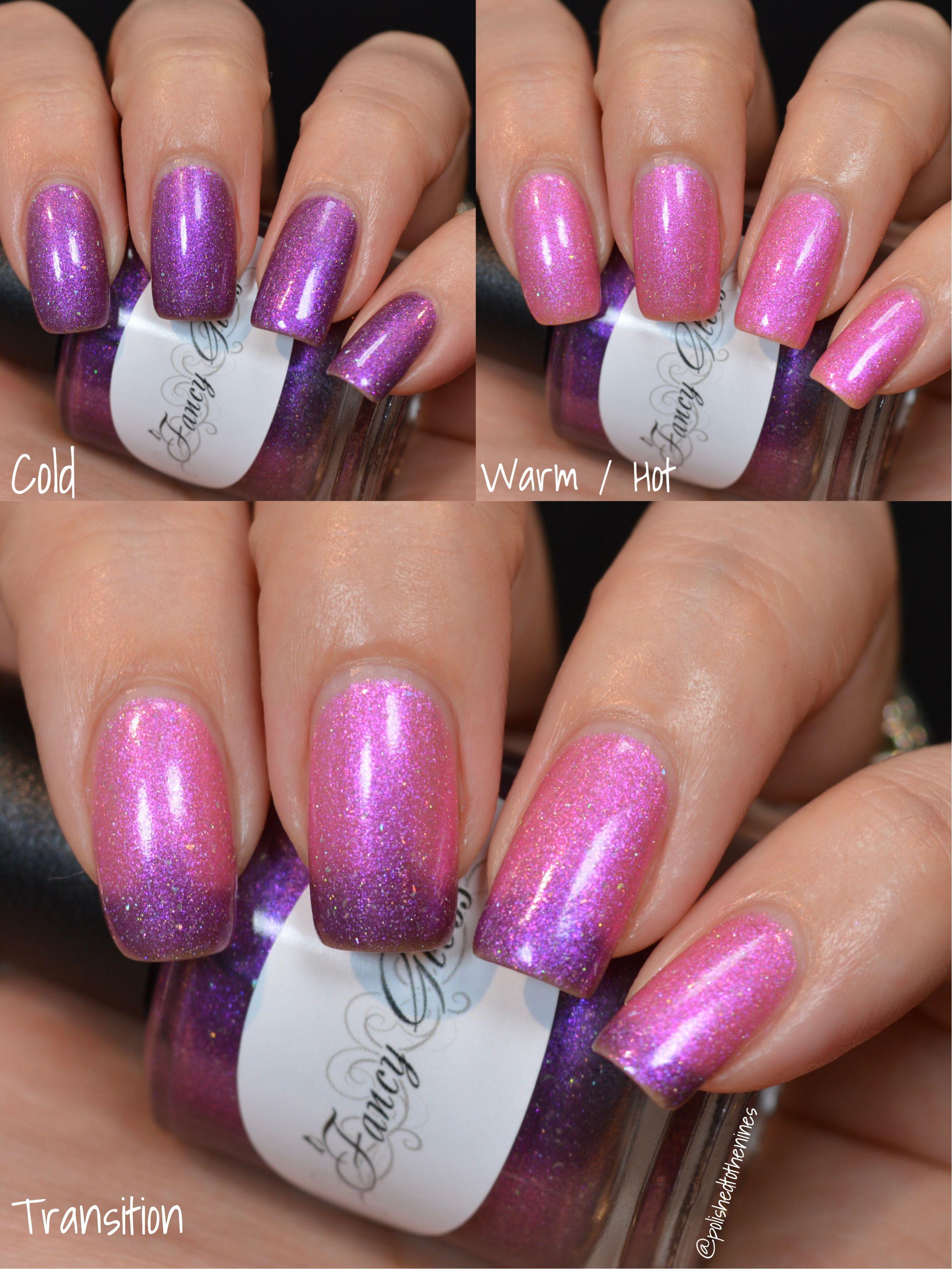 Fancy Gloss Thermal Polish Candy Hearts