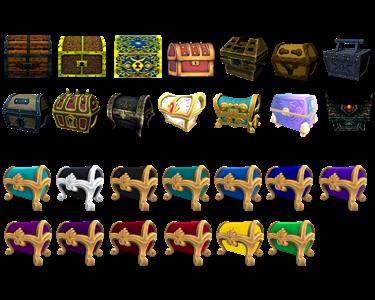 The Legend of Zelda Computer Icons Project TREASURE