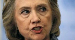 You won't believe who Hillary is targeting now for her own unforced error